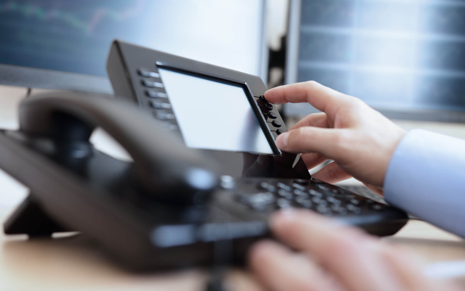 Business VoIP service Sterling